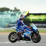 Alex Rins Buktikan Rebut Kembali Podium Silverstone untuk Tim Suzuki