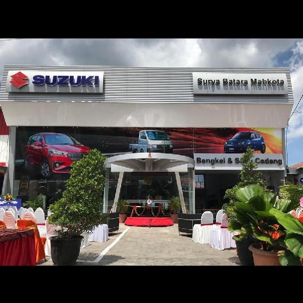 Suzuki Perluas Jangkauan Pasar di Nusa Tenggara Timur