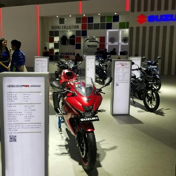 Suzuki Andalakan Motor Unggulan di IIMS 2019