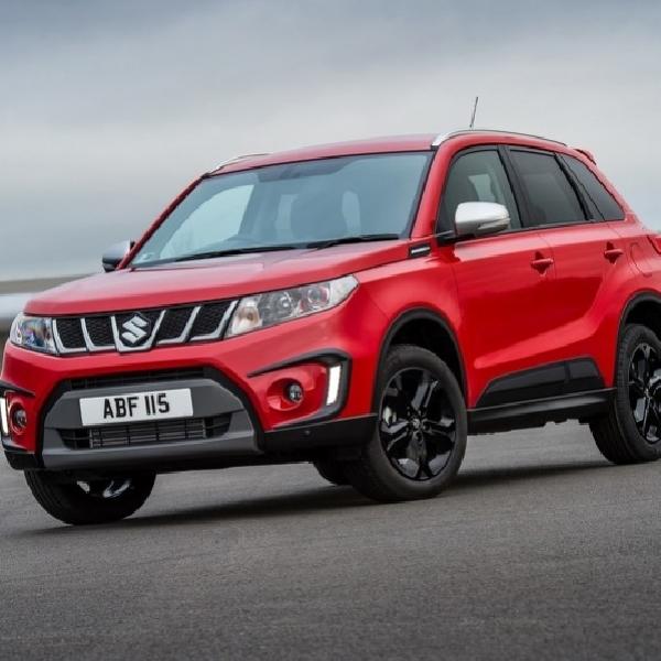 Suzuki Akan Kenalkan Vitara Teranyar di Inggris