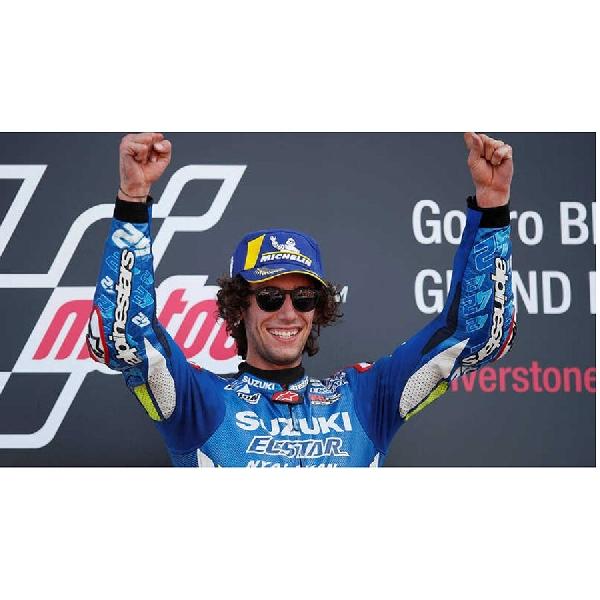 MotoGP: Alex Rins Harus Lebih Baik untuk Suzuki