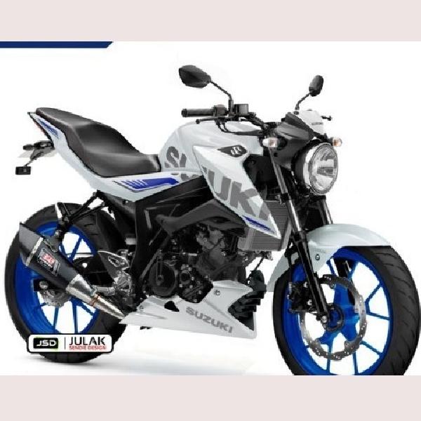 Suzuki Bandit akan Diluncurkan di Semester 2