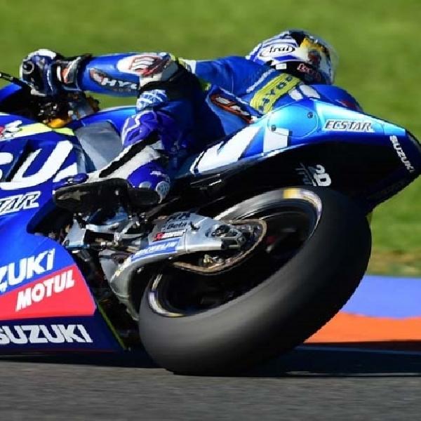 MotoGP: Suzuki Cocok Dengan Michelin