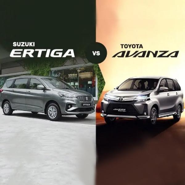 Suzuki Ertiga vs Toyota Avanza: Pilihan yang Bijak