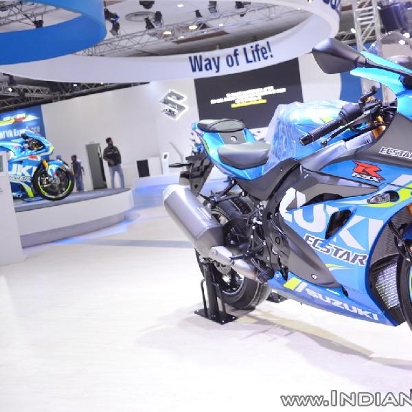 Suzuki GSX-R1000R Hadir Lebih Ramping