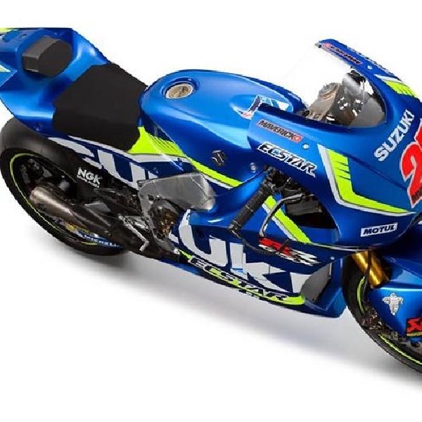MotoGP: Suzuki GSX-RR 2016 Meluncur di Eicma