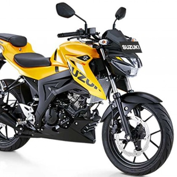 GSX Series Digital Modifikasi Usai, Kini Suzuki Gelar Modifikasi DIgital GSX150 Bandit