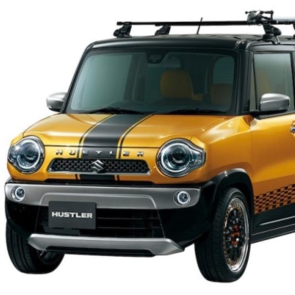 Suzuki Umumkan Kendaraan di Tokyo Motor Show