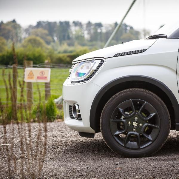 Ban Ecopia Resmi Digunakan Suzuki Ignis