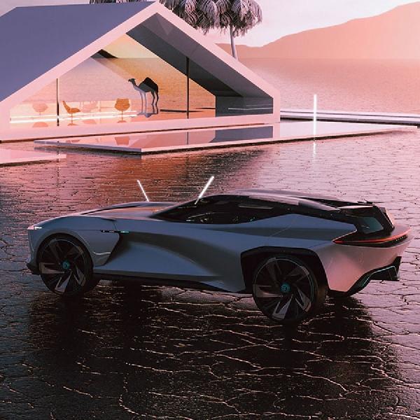 Suzuki Ikigai, Mobil Konsep Futuristik yang Dibutuhkan Perusahaan