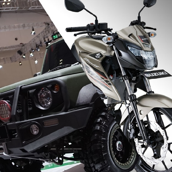 Suzuki Raih Apresiasi The Best Five Choice  Car & Motorcycle of the Year 2019