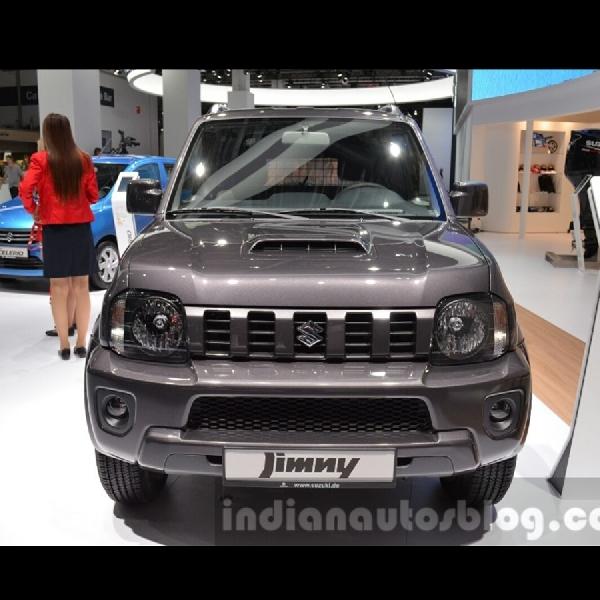 Suzuki Jimny Akan Gunakan Platform Baru