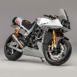 Terinspirasi GSX-R1000 WSB Racer, Team Classic Suzuki Perlihatkan Modifikasi Suzuki Katana Streetfighter