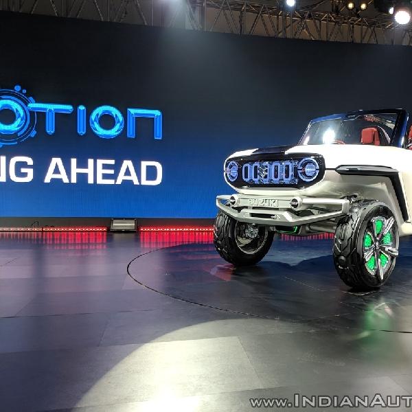 Suzuki Kenalkan Konsep Kendaraan Listrik e-Survivor