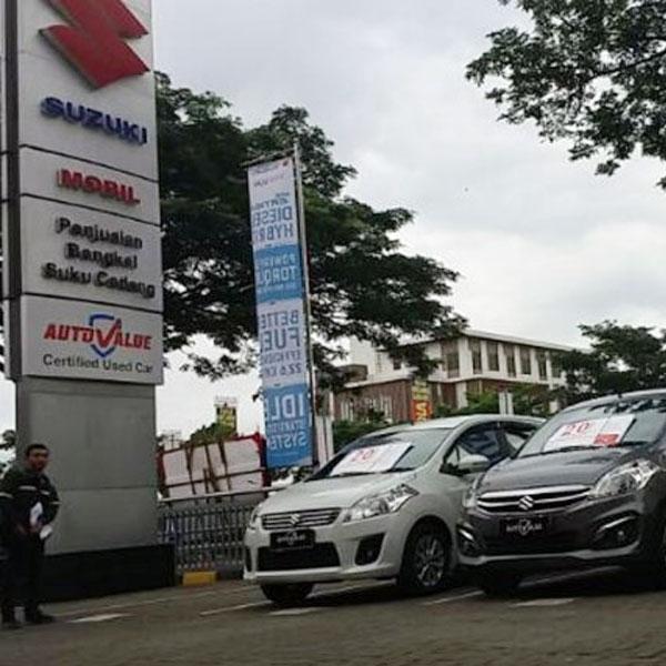 Suzuki Luncurkan Jual Beli Mobil Bekas
