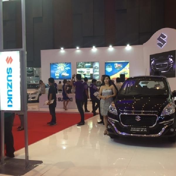 Suzuki Merapat di GIIAS Makassar 2016