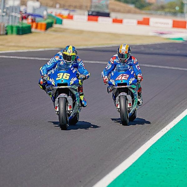 Suzuki Meroket dengan Joan Mir Juarai MotoGP 2020
