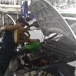 Suzuki Peduli Gempa Lombok Lanjutkan Program Service Gratis