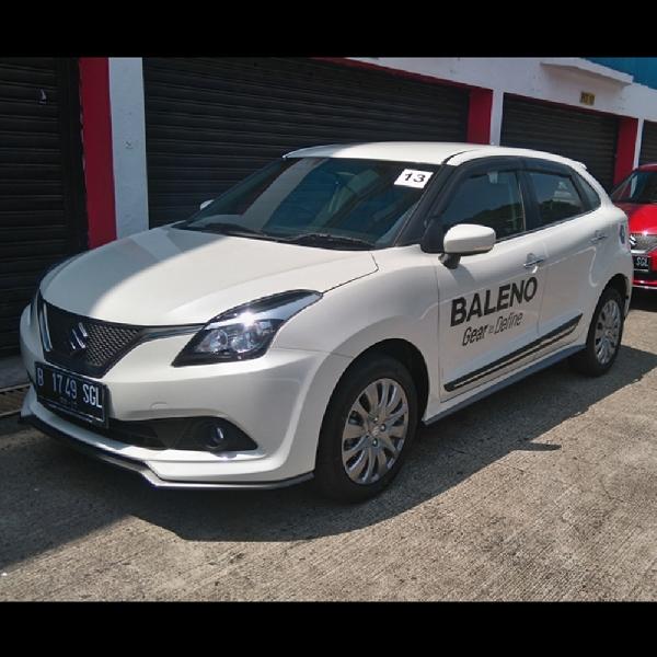 Suzuki Perkenalkan Baleno The Complete Hatchback