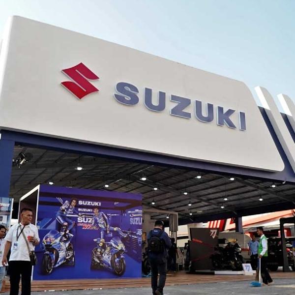 Suzuki Hadir di Jakarta Fair