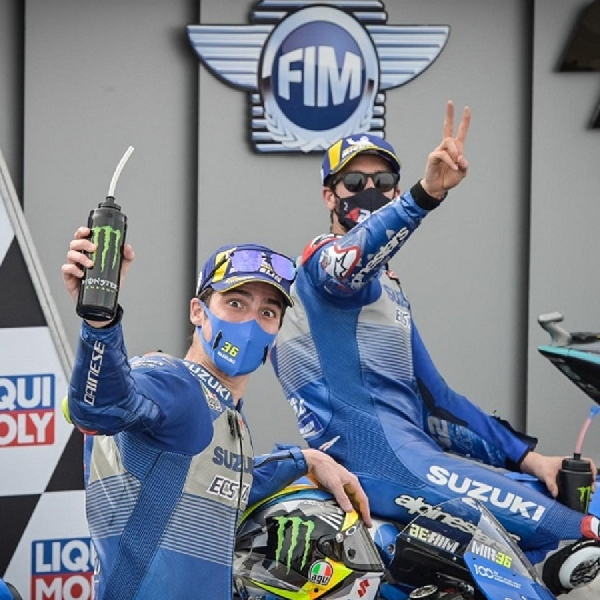 MotoGP: Suzuki Rencanakan Tim Satelit di MotoGP?