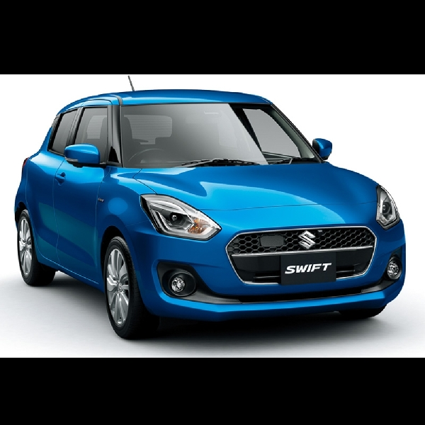 Suzuki Rilis Swift Hybrid Lebih Irit