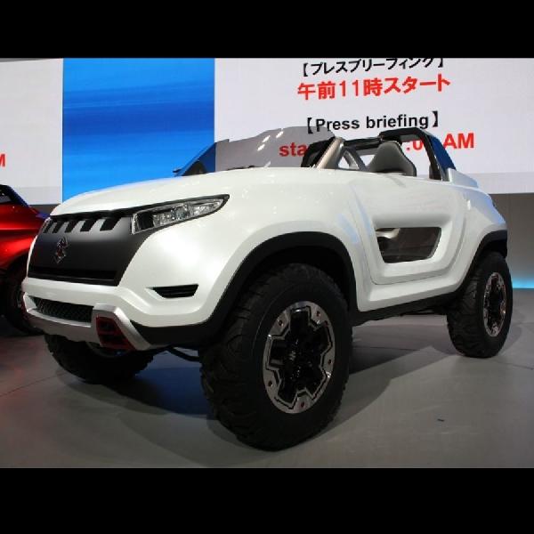 Suzuki Sedang Siapkan Generasi Baru Jimny
