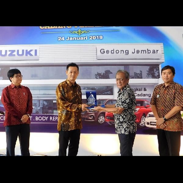 Perkuat Layanan, Suzuki Perbarui Outlet 3S di Pemalang