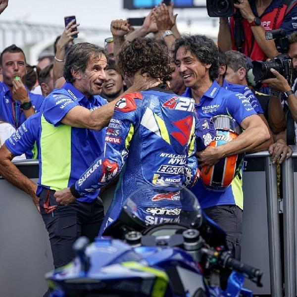 MotoGP: Suzuki Lakukan Segalanya Demi Pertahankan Alex Rins dan Joan Mir