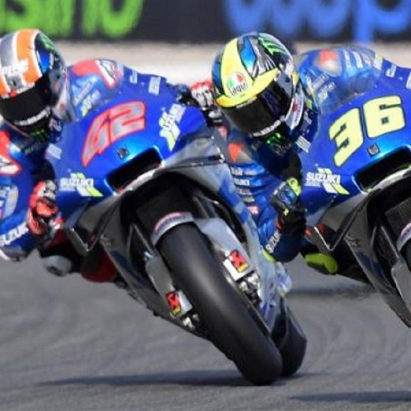 MotoGP: Suzuki Umumkan Keputusan Tim Satelit Pada April 2021