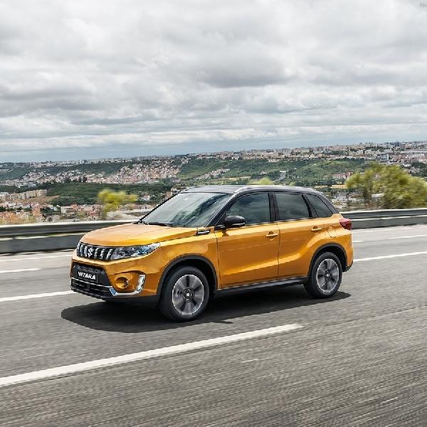 Suzuki Vitara Facelift Tiba di Australia