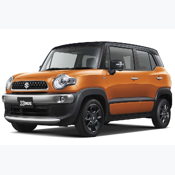 Suzuki Mulai Produksi Xbee Yang Unik