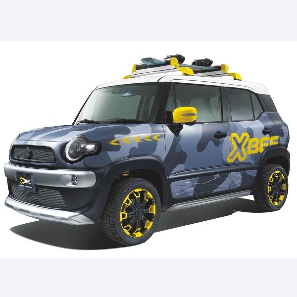 Suzuki Turunkan Model Modifikasinya Pada TAS 2018