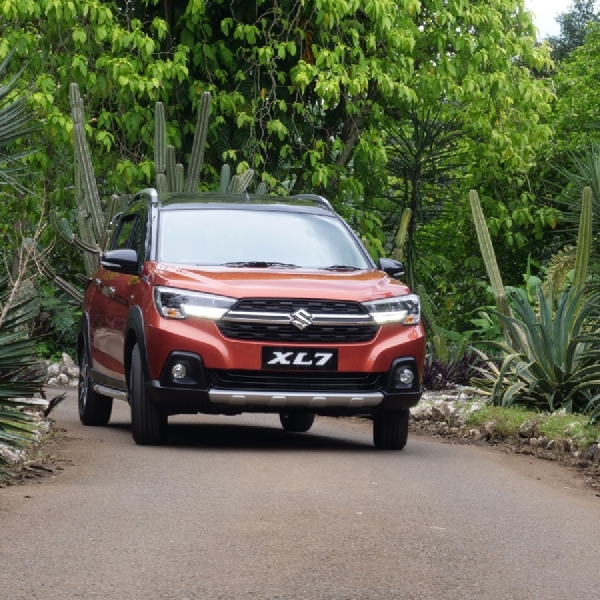 Respon Market Positif atas SUV Suzuki XL-7 Lampaui Target Bulanan