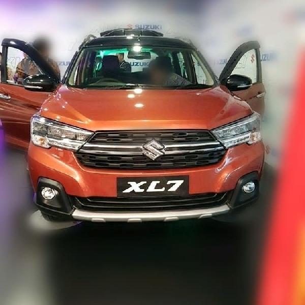 Bocoran XL7, SUV Tangguh dari Suzuki