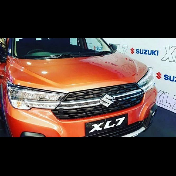 Suzuki XL7 Rilis, Persaingan SUV Tanah Air Memanas