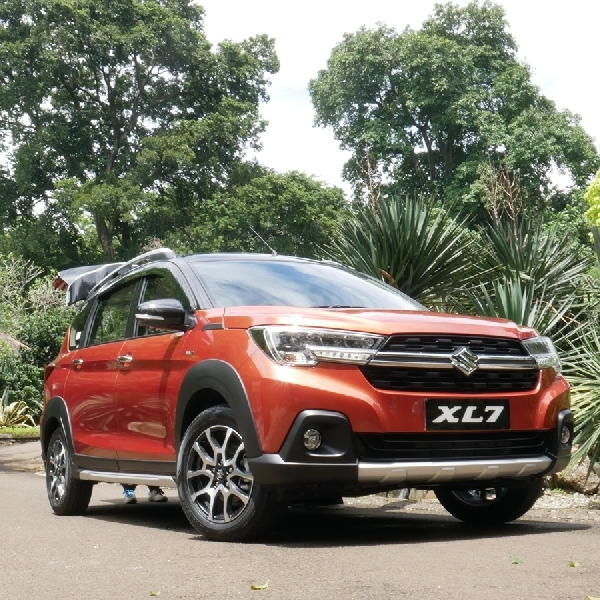 Produk Domestik Suzuki Dominasi Penjualan 2020 hingga 60.248 unit