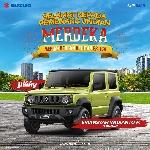 Warga Surabaya Ini Dinobatkan Sebagai Pemenang Jimny dalam Program MERDEKA