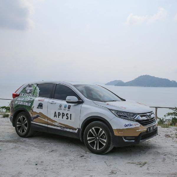 Rombongan Jelajah Nusantara Tiba Di Kota Bandar Lampung