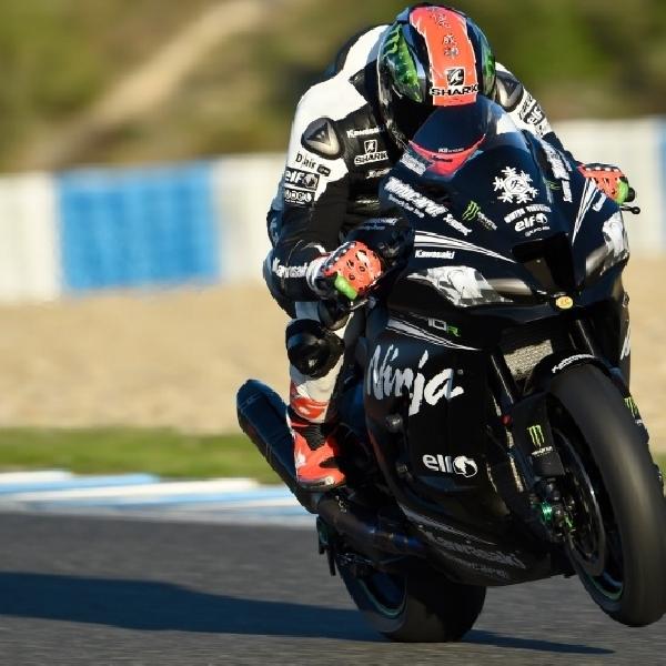 SBK: Sykes Terkencang di Jerez