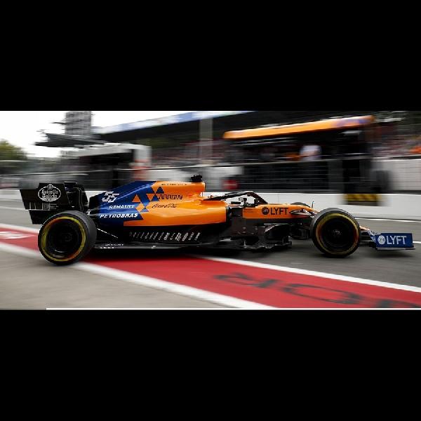F1: 2021, McLaren Bakal Gunakan Mesin Mercedes?