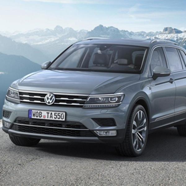 Black Pals, Ini Nih Spesifikasi Volkswagen Tiguan Allspace 2019