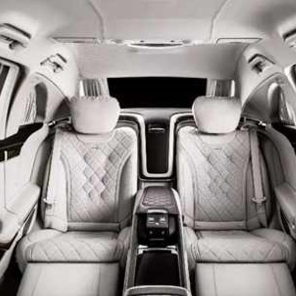 "Transformasi ""Limousine"" Mercedes Benz Pullman"