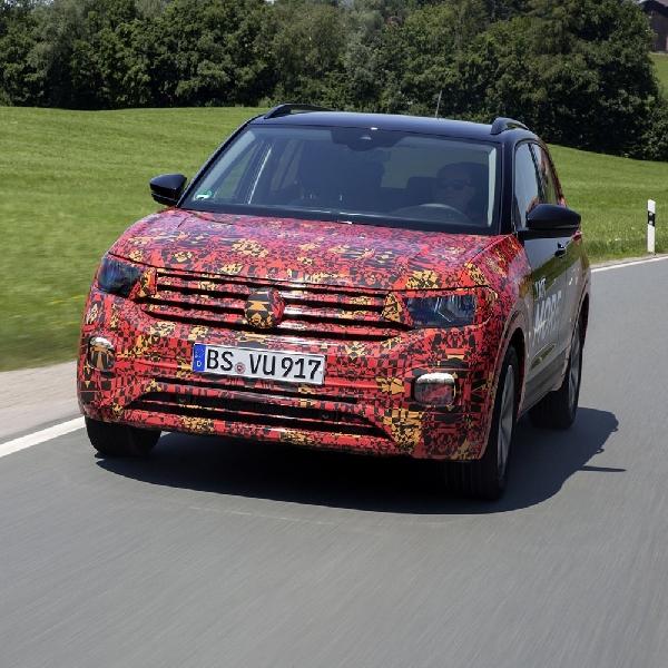 Sebelum Akhir 2018, Volkswagen T-Cross Mulai Dirakit di Spanyol
