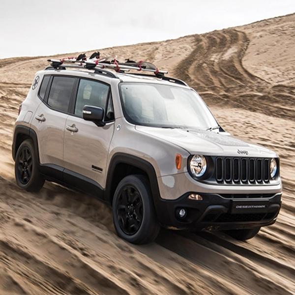 Jeep Desert Hawk,  Siap Bermain Pasir Gurun