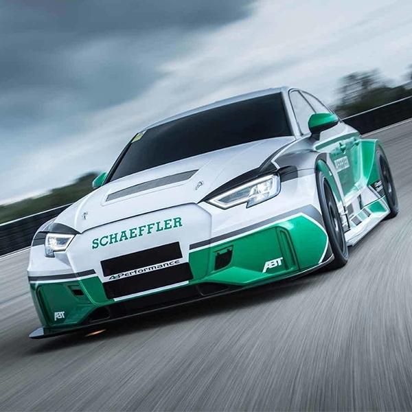 Audi RS3 Concept Pakai Teknologi Formula E