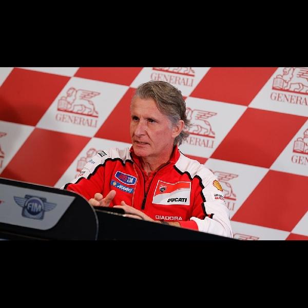 MotoGP: Ducati Sebut Balapan Perdana MotoGP di Bulan Mei Adalah Mustahil
