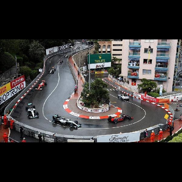 F1: Grand Prix Monaco F1 Resmi Dibatalkan