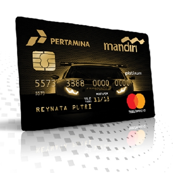 Pembelian BBM Secara Non-Tunai Bisa Pakai Mastercard