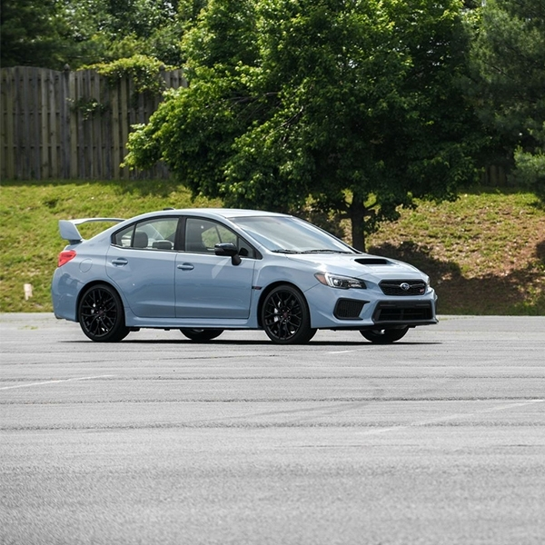 Duo Subaru WRX Anyar Siap Ramaikan Pasar